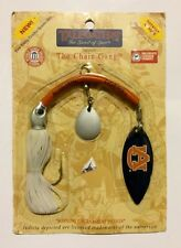 AUBURN university NCAA College Souvenir FISHING LURE from Talegaters