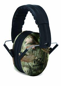 Walker's Children-Baby & Kids Hearing Protection/Folding Ear Muff, Camo