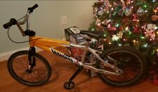 Haro Group 1 SX 20 aluminum boys bmx bike dirt trail trick racing yellow bicycle
