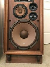 Custom Made Walnut Speaker Stands for Pioneer CS-A700 Speakers