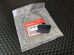 GENUINE OEM HONDA 04-09 S2000 FRONT BUMPER TOW HOOK COVER SILVERSTONE METALLIC