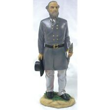 CIVIL WAR GENERAL ROBERT E LEE SOLDIER 11-12 INCH RESIN FIGURINE NEW 60967