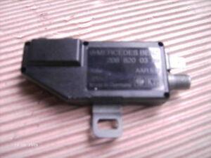 Mercedes-Benz W208 Antennenverstärker 2088200389 CLK320 V6