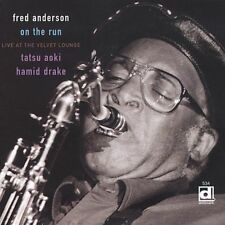 On the Run: Live at the Velvet Lounge by Fred Anderson (Sax) (CD, Nov-2001, Del…