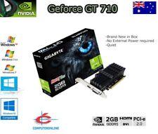 GIGABYTE Gv-n710d5sl-2gl GeForce GT 710 2gb Gddr5 Graphics Card