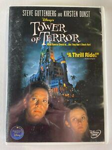 DISNEYS TOWER OF TERROR DVD region 1 NTSC