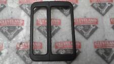 00-02 Firebird Trans Am OEM Dash Radio Trim Bezel Faceplate Black