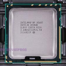 Intel Xeon X5687 SLBVY CPU Processor 3200 MHz 3.6 GHz LGA 1366/Socket B