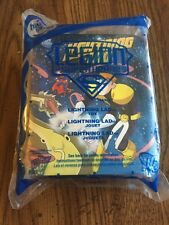 "MCDONALD'S 2007 DC COMICS LEGION OF SUPERHEROES LIGHTNING LAD  3"" ACTION FIGURE"