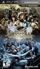 Dissidia 012 [duodecim] Final Fantasy PSP New Sony PSP