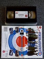 QUADROPHENIA - VHS