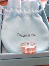new Tiffany Co Atlas band ring 6  6.5 or 7  your choice all nib never worn