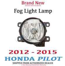 2012 - 2015 Honda PILOT Genuine OEM Fog Light Lamp Driver Passenger