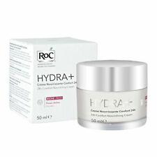 RoC Hydra+ - 24h Comfort Nourishing Cream - For Dry Skins - 50ml