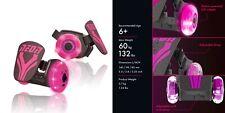 Yvolution Neon Street Roller Pink Clip & Go 101238 Brand New Heel Skates