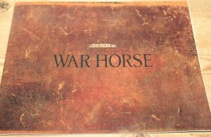 WAR HORSE STEVEN SPIELBERG FYC BEAUTIFUL BOOK PRESS KIT