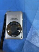 Canon PowerShot ELPH 100HS Digital Camera - Silver