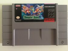 Secret of Mana 2 Game for SNES Super Nintendo - Action RPG Cartridge Only