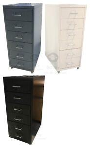 HELMER, Rollcontainer, Büroschrank, Schreibtisch, IKEA, rollbar, 69x43x28cm