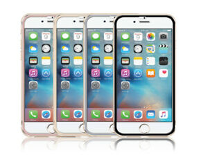 Full Cover Tempered Glass Screen Protector For iPhone 6 6S Curved 3D Edge Silver