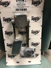 Lokar Midnight Series 71-72 Chevy Truck C10 Throttle Pedal Black XBAG-6165 GM