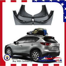 OE Style FOR 2012 - 2016 MAZDA CX5 Mud Flaps Splash Guard Fender Mudguard