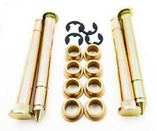 Premium Heavy Duty Door Hinge Pin and Bushing Kit For Ford F150 F250 F350 Bronco
