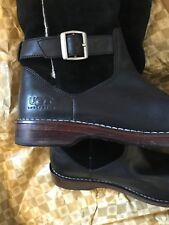 Stunning Ladies Ugg Boots Knee High Black Size 7.5