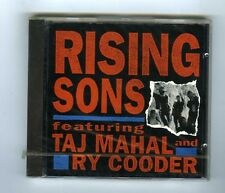 CD (NEW) RISING SONS Featuring TAJ MAHAL &  RY COODER
