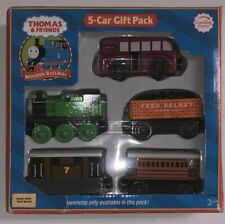 Thomas & Friends Wooden Railway 5-Car Gift Pack LC99098