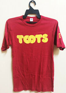 VINTAGE 1979 TOOTS AND THE MAYTALS TOUR CONCERT T-SHIRT REGGAE RASTA BOB MARLEY