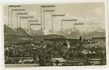 Alte Ansichtskarte Postkarte Kempten