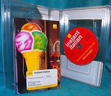 Instantáneo Italiano Idioma Curso de Elisabeth Smith Libro y CD Negocios