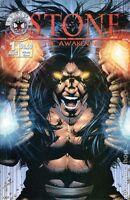 Stone The Awakening #1 (1998) Image Comics