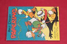 fumetto ALBO D'ORO 1951 numero 274 PAPERINO E GLI ASTUTI CLANDESTINI