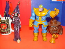 Marvel Select Thanos With Infinity Gaunlet & Lady Death