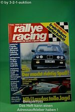 Rallye Racing 5/85 BMW 323i Porsche 3.3 Bi-Turbo R5 GT