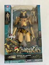 NEW 2011 ThunderCats Armor of Omens Exclusive Gold Lion-O Figure