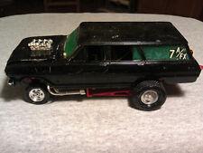 1/25 Scale 1963 Nova 4 Door Wagon Parts Junkyard