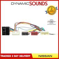 CT10NS05 Perroquet Sot Adaptateur Faiseau-T Iso Câble Câblage pour Nissan