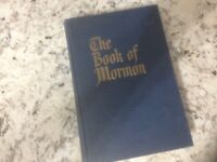 Vintage Large Book of Mormons.,1966