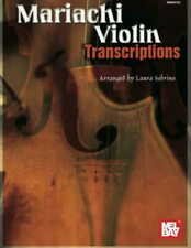 Mariachi Violin Transcriptions by Laura Sobrino Mel Bay Sheet Music Song Book