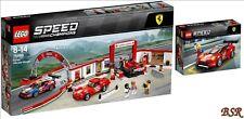 LEGO® Speed Champions: Ferrari 75886 & 75889 & 0.-€ Versand & NEU & OVP !