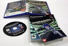 JEU SONY PS 2  GHOST IN THE SHELL  complet