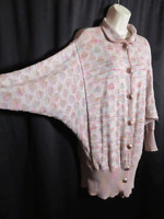 Anthropologie LiaMolly Lia Molly Long Cardigan Sweater Dolman Sleeves S Small
