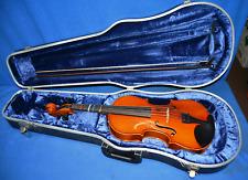 "Strobel MA80 Size 14"" Violin, Glasser Fiberglass Bow 29.5"" & Hardcase"