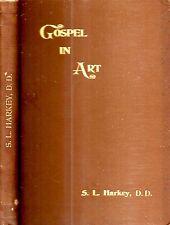 1893 KUTZTOWN PENNSYLVANIA TRINITY CHURCH STAINED GLASS WINDOWS CHRISTIAN GIFT