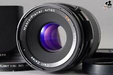 【NEAR MINT+++】Hasselblad Carl Zeiss Makro Planar 120mm f/4 T* W/Hood Japan #71
