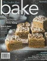 BAKE From Scratch The Comfort Issue January/February 2019 vol 5, Iss 1