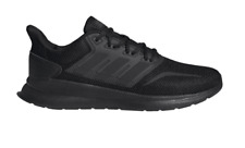 Adidas Runfalcon Herren Sneaker Schuhe Turnschuhe Freizeit G28970 (Schwarz)